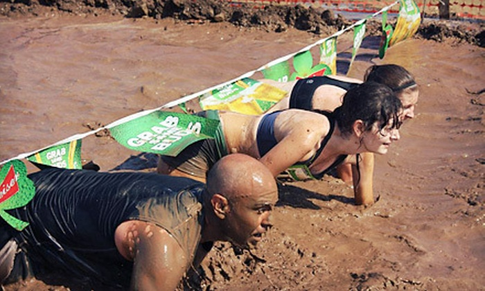 That Dam Mud Run - Irwindale: That Dam Mud Run on Saturday, October 13, at 9 a.m., 11 a.m., Noon, or 1 p.m. ($69 Value)