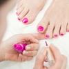 Wellness-Pediküre mit Fuß-Massage