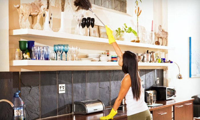 Healthy Living Cleaning Service - Downtown: Two or Four Hours of Housecleaning from Healthy Living Cleaning Service (Up to 56% Off)