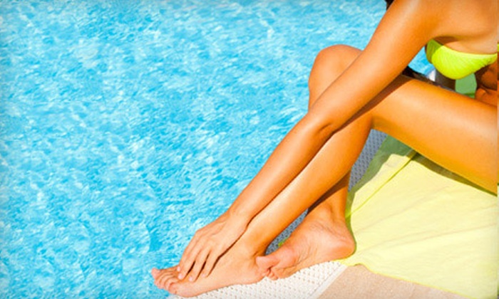 Hands of Serenity Spa - Cortland: One or Three Brazilian, Leg, or Bikini Waxes at Hands of Serenity Spa (Up to 57% Off)