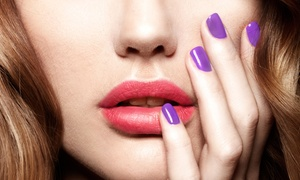Bella Bronze Studios: $18 for One Gel Manicure at Bella Bronze Studios ($32 Value)