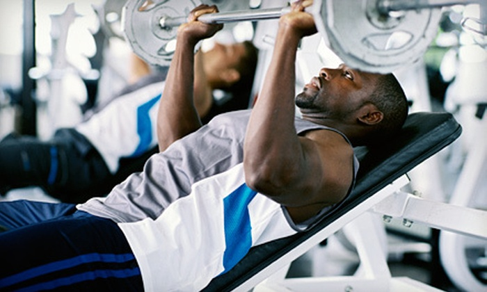 Fitness Forum - White Oaks: 45-Day Gym Membership for One or Two to Fitness Forum (Up to 87% Off)