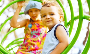 Yellow Bee Nursery: One-Week or One-Month Summer Club for Kids at Yellow Bee Nursery (Up to 54% Off)