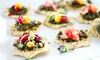 Suite Threeohsix - Chinatown: $89 for a Chef's Seasonal, Vegetable Tasting Menu with Wine for Two at Suite Threeohsix ($158 Value)