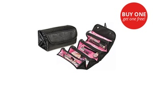 Two for One: Roll-N-Go Cosmetic Bag