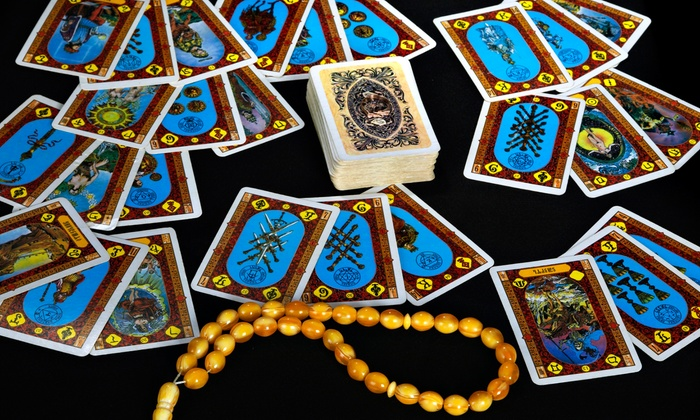 Spiritual Intuitions - Uptown: Tarot-Card Reading with Optional Palm Reading at Spiritual Intuitions (Up to 62% Off)