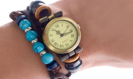 Relógio feminino modelo Vintage por 22,95€
