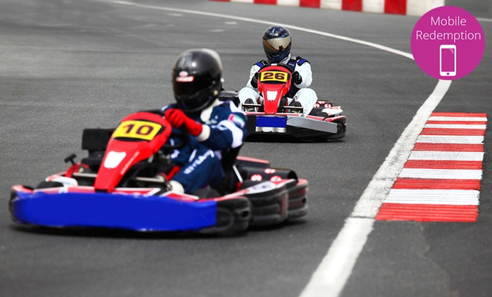From $50 for a 30-Minute Go Kart Experience at Eastern Creek Karts (From $70 Value)