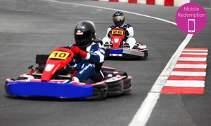 Eastern Creek Karts: From $50 for a 30-Minute Go Kart Experience at Eastern Creek Karts (From $70 Value)