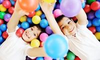 Formule anniversaire complète à partir de 8 enfants à 99 €au Royal KIds dHyères