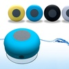 AudioSnax Hydro Bluetooth Shower Speaker and Hands-Free Speakerphone