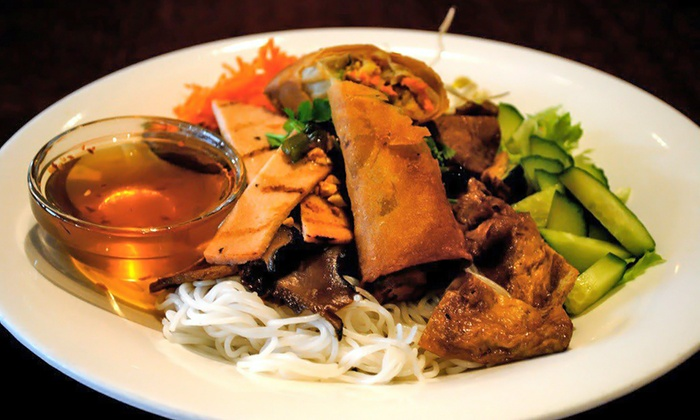 Andy Nguyen's Vegetarian Restaurant - Curtis Park: $48 for $75 Worth of Vegetarian Cuisine for Catering or Takeout at Andy Nguyen's Vegetarian Restaurant
