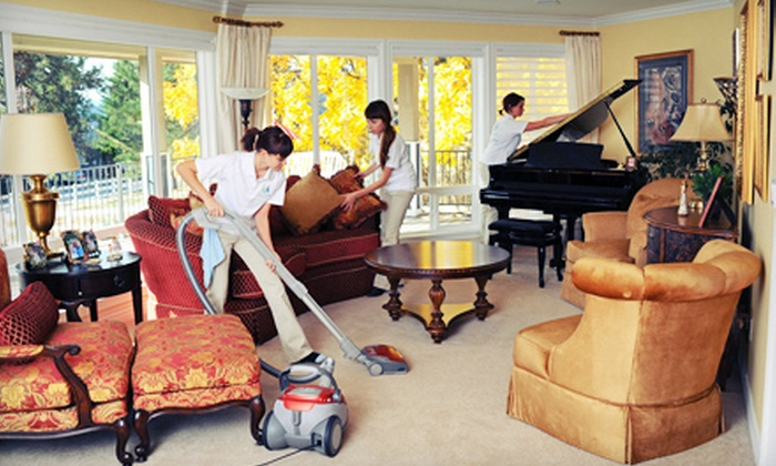 Live Clean Today - Spokane / Coeur d'Alene: $45 for Two Hours of Housecleaning Services from Live Clean Today ($120 Value)