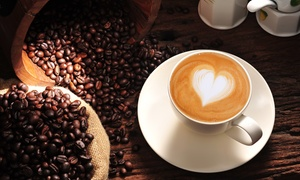 For The Win Cafe: Coffee and Cafe Fare at For The Win Cafe (40% Off)