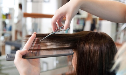 Haircuts, Color, and Conditioning Treatments at Hair and Makeup by Jennifer (Up to 55% Off). Five Options Available.