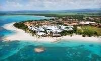 All-Inclusive Resort Along Caribbean Beachfront