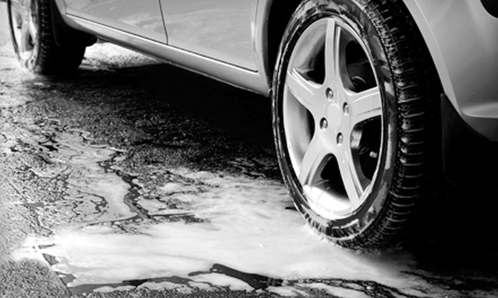 Derek's Auto Detail and Hand Car Wash - Multiple Locations: Full Interior Detail and Exterior Wash at Derek's Auto Detail and Hand Car Wash (Half Off). Three Options Available.