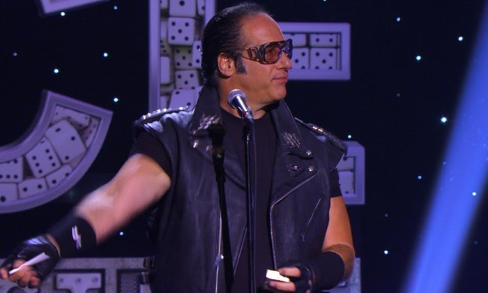 Andrew Dice Clay - Laugh Factory Scottsdale: Andrew Dice Clay (February 19–20)