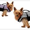 Up to 53% Off Sharper Image Pet Life Jackets