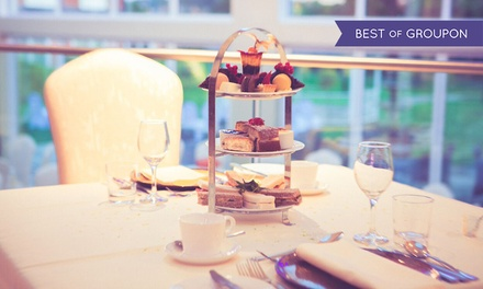 Afternoon Tea with an Optional Glass of Prosecco for Two or Four at The Ramada Park Hall Hotel & Spa (Up to 50% Off)