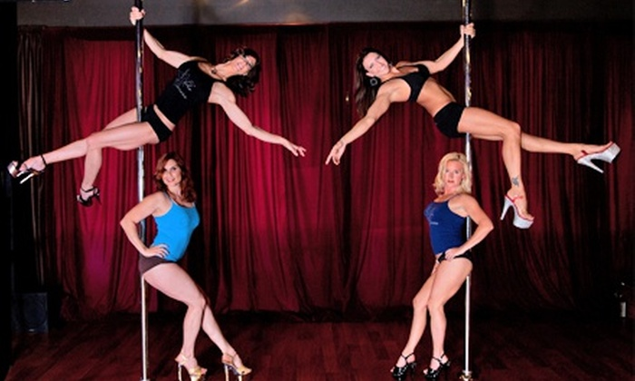 OC Pole Fitness - Aliso Viejo: Two or Four Pole or Aerial Classes at OC Pole Fitness (Up to 69% Off)