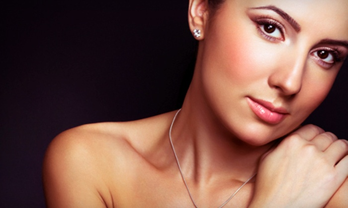 HLC Med, Advanced Laser and Skin Care Clinics - Multiple Locations: Skin Tightening Treatments at HLC Med, Advanced Laser and Skin Care Clinics (Up to 72% Off). Six Options Available.