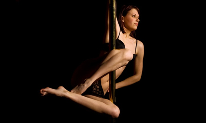 Phoenix Aerial Art and Pole - Berkeley: 5 or 10 Pole-Dancing and Aerial Classes at Phoenix Aerial Art and Pole in Berkeley (Up to 61% Off)