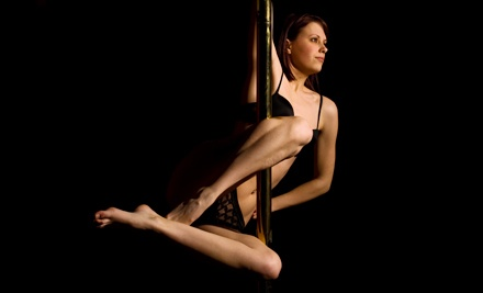 5 Pole-Dancing and Aerial Classes (a $100 value) - Phoenix Aerial Art and Pole in Berkeley
