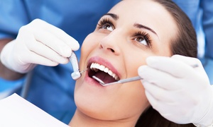 Mandeep Birring DDS: $38 for Dental Exam, Cleaning, and X-rays at Mandeep Birring DDS ($243 Value)