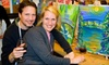 Whimsy Paint and Sip Art Studio - Whimsy Paint and Sip: $22 for One Adult Painting Event at Whimsy Paint and Sip Art Studio ($45 Value)