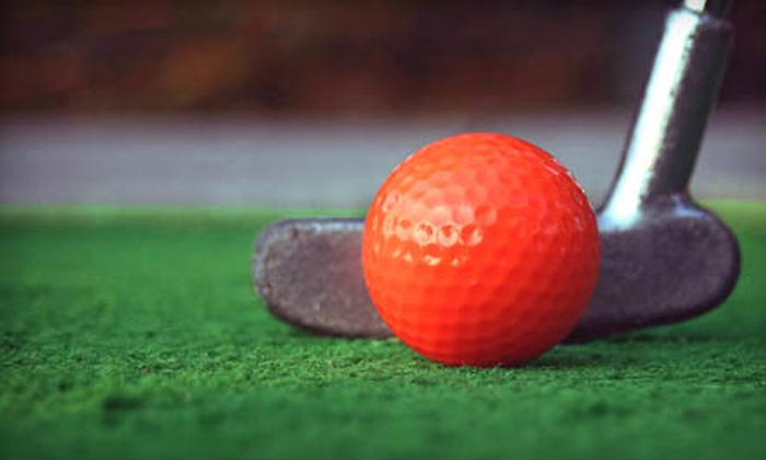 Putter's Pride - Southwest Denver: Unlimited Mini Golf for Two, Four, or Six at Putter's Pride (Up to 53% Off)