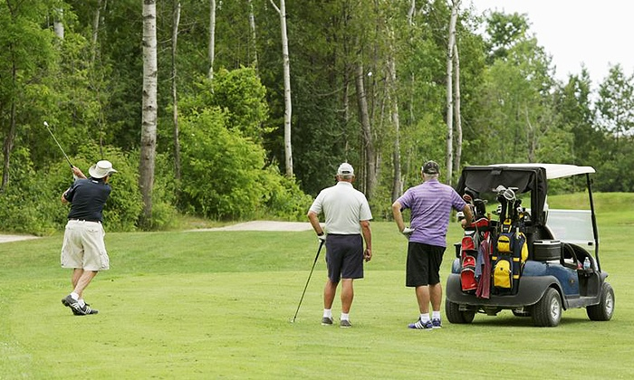 Cranberry Golf Course - Cranberry Golf Course: Two 18-Hole Rounds of Golf for Two with Cart and Buckets of Range Balls at Cranberry Golf Course (Up to 70% Off)