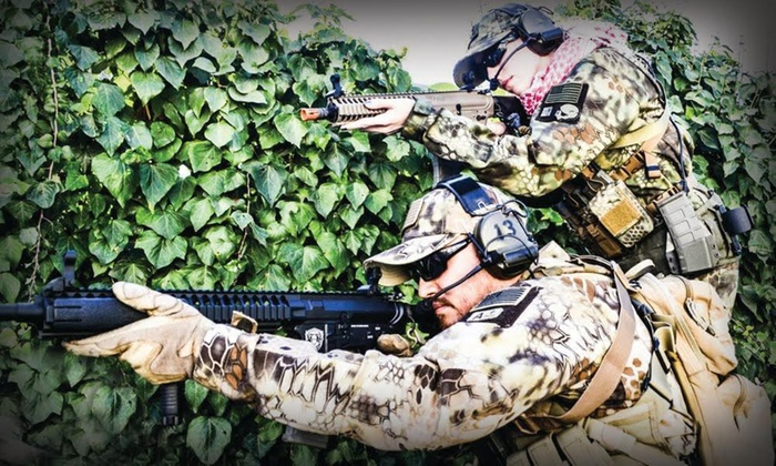 Airsoft Extreme - Santa Clara: Full Day of Airsoft Field Play with Equipment Rental for One or Two at Airsoft Extreme (Up to 54% Off)