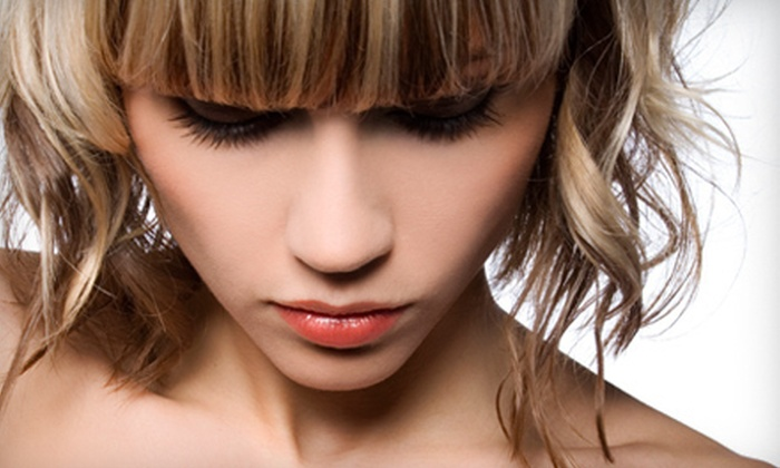 Shear Excitement Salon - Pompano Beach: $20 Worth of Hair Services with Level 1 Stylist