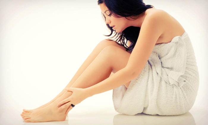 Satori Laser - Multiple Locations: Three or Six Laser Hair-Removal Treatments on a Small, Medium, or Large Area at Satori Laser (Up to 82% Off)