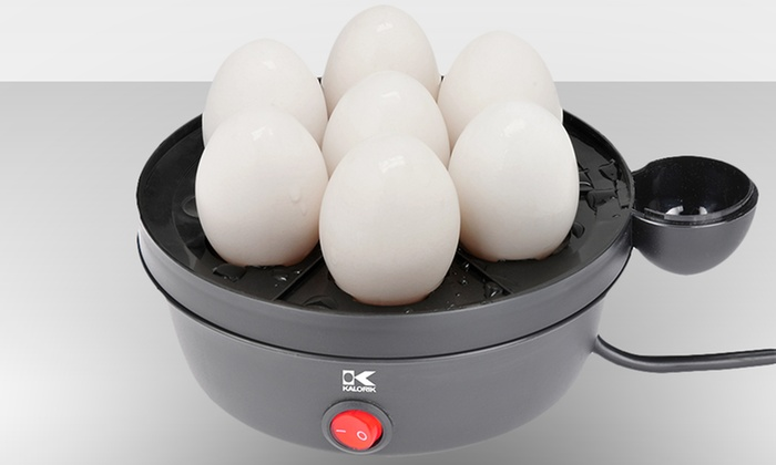 Stainless Steel Egg Cooker: $19.99 for a Stainless Steel Egg Cooker ($40 List Price). Free Shipping and Returns.