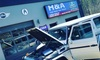Up to 35% Off Oil Change at H and A Service and Sales