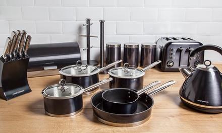 Morphy richards kitchen set groupon goods for Kitchen set groupon
