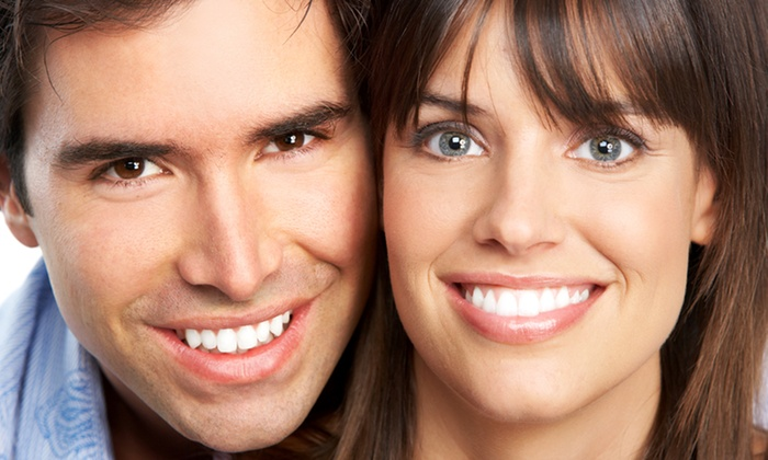 Million Dollar Smile - Multiple Locations: $54 for In-Office Teeth Whiten& Take-Home Maintenance Pen at Whitehall Health Centers ($258 Value)