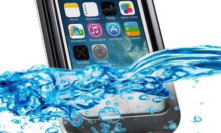 Coques étanches pour tous iPhone 4/4S, 5/5S, 6/6S, 6+/6S+,7/7+ et Samsung Galaxy S3, S4, S5, S6, S7