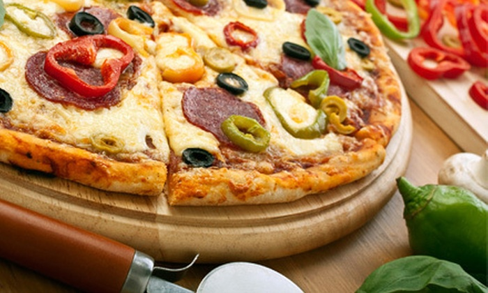 Hartford Road Pizza - West Side: $10 for $20 Worth of Pizzeria Cuisine at Hartford Road Pizza