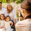 77% Off an Outdoor Photo Shoot with Retouched Digital Images