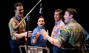 "Jersey Boys: ""Jersey Boys"" on November 29 at 7:30 p.m. or December 1–3 at 8 p.m."