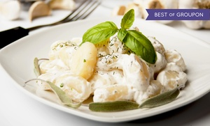 BonCaldo Restaurant: Italian Meal for Two or Four with Appetizers and Entrees at BonCaldo Restaurant (Up to 41% Off)