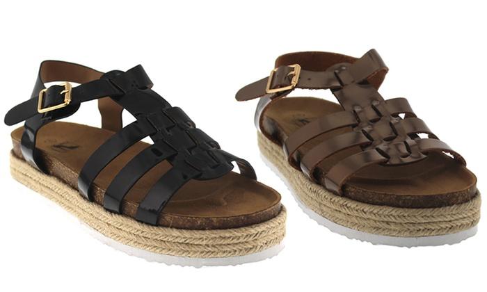 6c3d3749ee8 N Demand Ramona Women s Espadrille Sandals