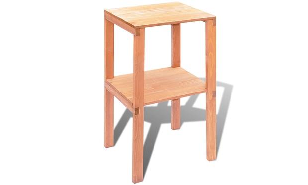 vida xl be deal du jour groupon. Black Bedroom Furniture Sets. Home Design Ideas