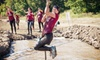 Up to 53% Off 5-Mile Mud Obstacle Run