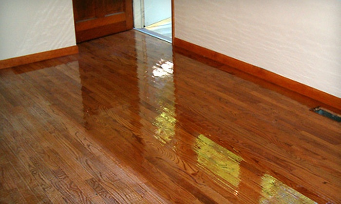 Fabulous Floors - Rochester: Hardwood-Floor Resurfacing for Up to 200 or 500 Square Feet from Fabulous Floors (Up to 51% Off)