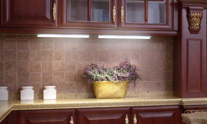 LED Concepts Under-Cabinet Linkable T5 Light Bar