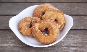 Revolution Bakery: $13 for One Dozen Donuts at Revolution Bakery ($36 Value)